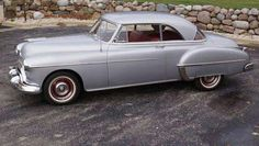 1950 Oldsmobile Futurematic 88 Holiday Coupe
