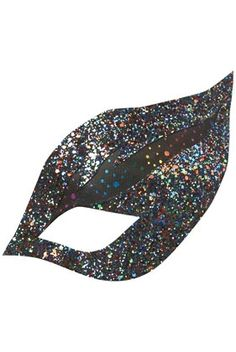 Multi Glitter Eyemask By Lilly Lewis For Topshop - New In This Week - New In - Topshop USA - StyleSays