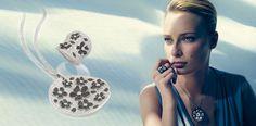 il contrasto dei diamanti neri e bianchi riassume le nostre due medaglie della stessa moneta!