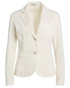 Mason's Blazer mit aufgesetzten Taschen - beige jetzt bei WINNIS kaufen / kleidoo,de  #maisons #blazer #beige