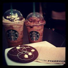 Starbucks para dos