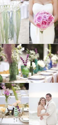 Anna Maria Island Wedding by Joielala Photographie – Style Me Pretty