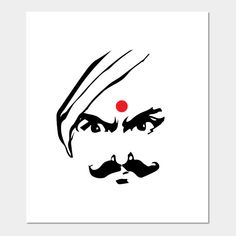 Shop Bharathiyar Angry Face Tamil Poet Quote tamil posters and art prints designed by alltheprints as well as other tamil merchandise at TeePublic. Shiva Tattoo Design, Crown Tattoo Design, Name Tattoo Designs, Cute Cartoon Drawings, Cartoon Girl Drawing, Tamil Tattoo, Black Flowers Wallpaper, Hip Hop Images, Black Pen Drawing