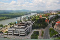 THE CASTLE MUSEUM OF HISTORY - WelcomeToBratislava | WelcomeToBratislava - View from the Caslte's Crown Tower
