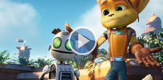 Trailer de anunciamiento de Ratchet & Clank para PS4
