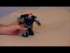 Transformers Generations Tankor - GotBot True Review NUMBER 194