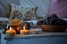 The Cozy Happiness of Hygge Decor is Catching On! - FurnishMyWay Blog