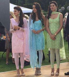 Housefull 3 Girls In Traditional Look! You Loved It!!!?!?!? [ #jacquelinefernandez #Jacqueline #lisahaydon #nargisfakhri #HouseFull3 #Bolly #Bollywood ] by #BollywoodScope