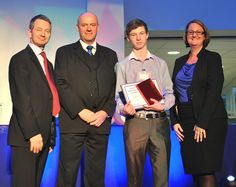 Training firm celebrates awards success