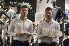 Wielkie otwarcie Bonarki w Krakowie :) #bonarka #shopping #champaign