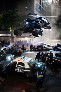 """The Bat"" in the ""Dark Knight Rises"""