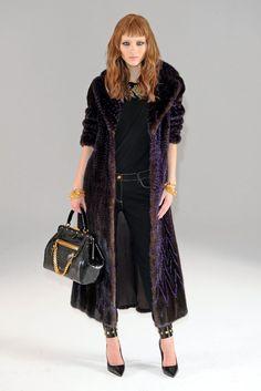 Versace- Barock  pré outono- inverno 2013/2014.
