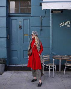 Η blogger με τις πιο εμπνευσμένες εμφανίσεις | μοδα , street style | ELLE