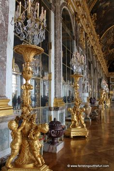 The Palace of Versailles is a gilded marvel of French art and history, though the secret is definitely out. Find out what a visit is really like.