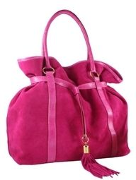 Love This Suede Bag