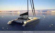 catamaran yacht - Google Search
