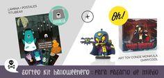 Quieres recibir #sorpresa en #halloween? Participa en el #sorteo que hemos organizado con @Ohmycool_com! #Suerte https://www.facebook.com/photo.php?fbid=597486230307627&set=a.447550895301162.107893.446081582114760&type=1&theater