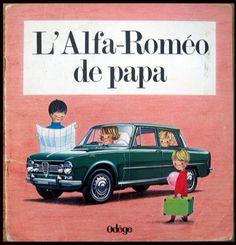 L'Alfa Romeo de papa