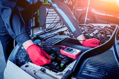 Charging a car battery in Adelaide is trickier than you think. It is not just hooking up a charger and get the job done. To carry out it with safely and adequately, you need to know it. Charger, Car, Automobile, Autos, Cars