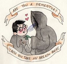 Harry Potter valentine. Geeky love