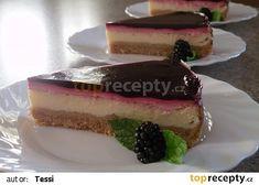 Náš tvarohový dort recept - TopRecepty.cz