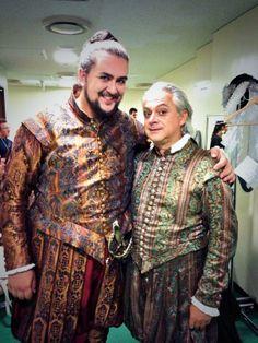 #ScalaTourJapan - 13/09/2013 - Tokyo NHK Hall - Rigoletto - Sergio Vitale and Nicola Pamio http://www.teatroallascala.org/en/season/tours/2012-2013/japan/rigoletto-giuseppeverdi-2013.html