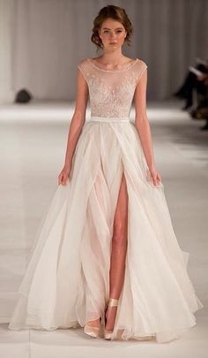 I would wear this as my wedding dress.... PAOLO SEBASTIAN |=