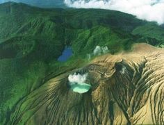 Rincon de la vieja Volcano, guanacaste.