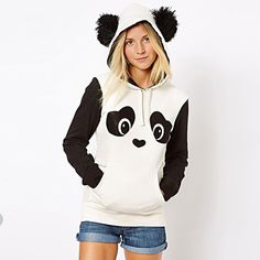Moletom Panda