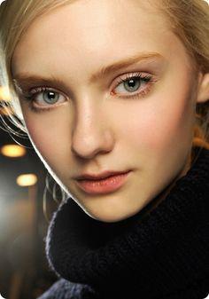 나스티아 쿠사키나(Nastya Kusakina)/러시아 모델/러시아 미녀/자연스러운 네츄럴 메이크업/투톤 헤어스타일 : 네이버 블로그