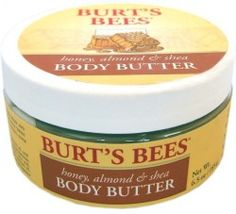 Burt's Bees Body Butter Honey Almond & Shea