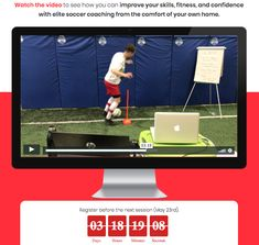 Soccer Coaching, Soccer Training, 23 And Me, Watch Video, All You Need Is, Training Tips, Soccer Ball, Own Home, Small Space