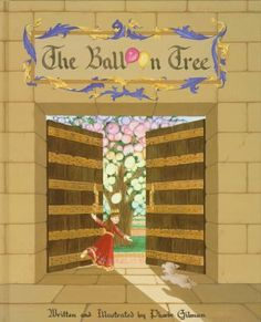 I remember just loving the illustrations in The Balloon Tree