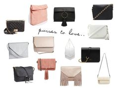 """""""PURSES TO LOVE"""" by hedddis-xx on Polyvore featuring Mulberry, Givenchy, Kate Spade, Patchington, H&M, ASOS, By Malene Birger and Forever 21"""