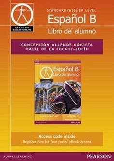 Pearson Baccalaureate: Espanol B eText only edition