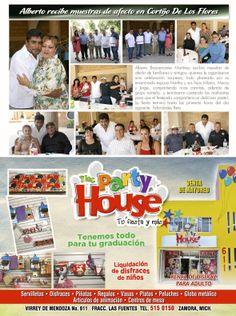 the party house la fiesta y algo más y parte del cumpleaños de Beto Bracamonetes Martínez muchos amigos