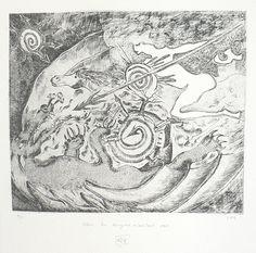 Philippe Morlot expose actuellement à la Galerie d'Art Baylère à Thionville