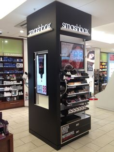Smashbox in Zurich by Regis Pean