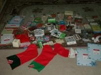 LOT OF 75 NEW CHRISTMAS ITEMS AND SOME NOT  $33.99
