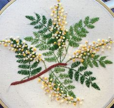 Wonderful Ribbon Embroidery Flowers by Hand Ideas. Enchanting Ribbon Embroidery Flowers by Hand Ideas. Embroidery Flowers Pattern, Simple Embroidery, Hand Embroidery Stitches, Silk Ribbon Embroidery, Embroidery Hoop Art, Hand Embroidery Designs, Brazilian Embroidery Stitches, Pillow Embroidery, Floral Embroidery Patterns