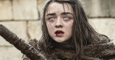 Game of Thrones Season 6 Clip Has Blind Arya Learning to Fight