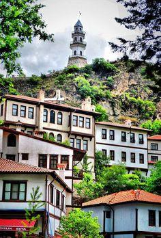 Göynük eski evleri, Bolu - Turkey.