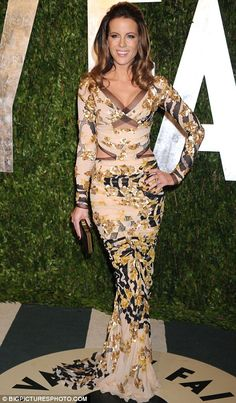 If I could look like anyone! ... Kate Beckinsale