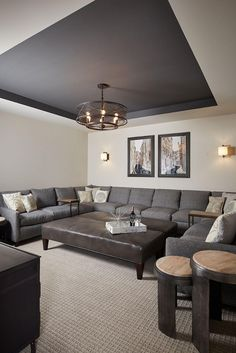 Beautiful Living In A Basement Tips