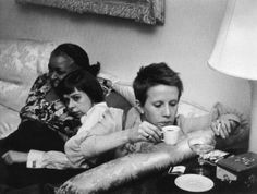 ethel waters, carson mccullers and julie christie, ca. 1950 movie:  The Member of the Wedding