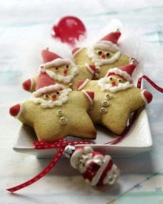 Das Rezept für Honigkuchen-Nikolause und weitere kostenlose Rezepte auf LECKER.de