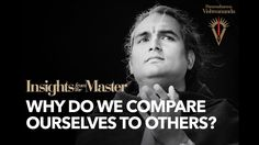 Comparison to Others - Insights from the Master - YouTube