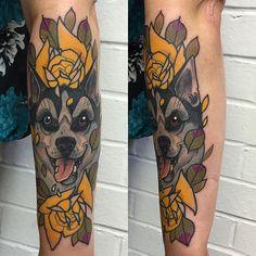 by Mitchell Allenden Tattoo