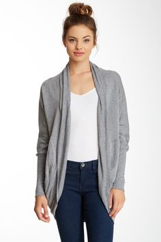 Heather By Bordeaux   Cocoon Cardigan   Nordstrom Rack