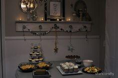 She's crafty: Harry Potter birthday party